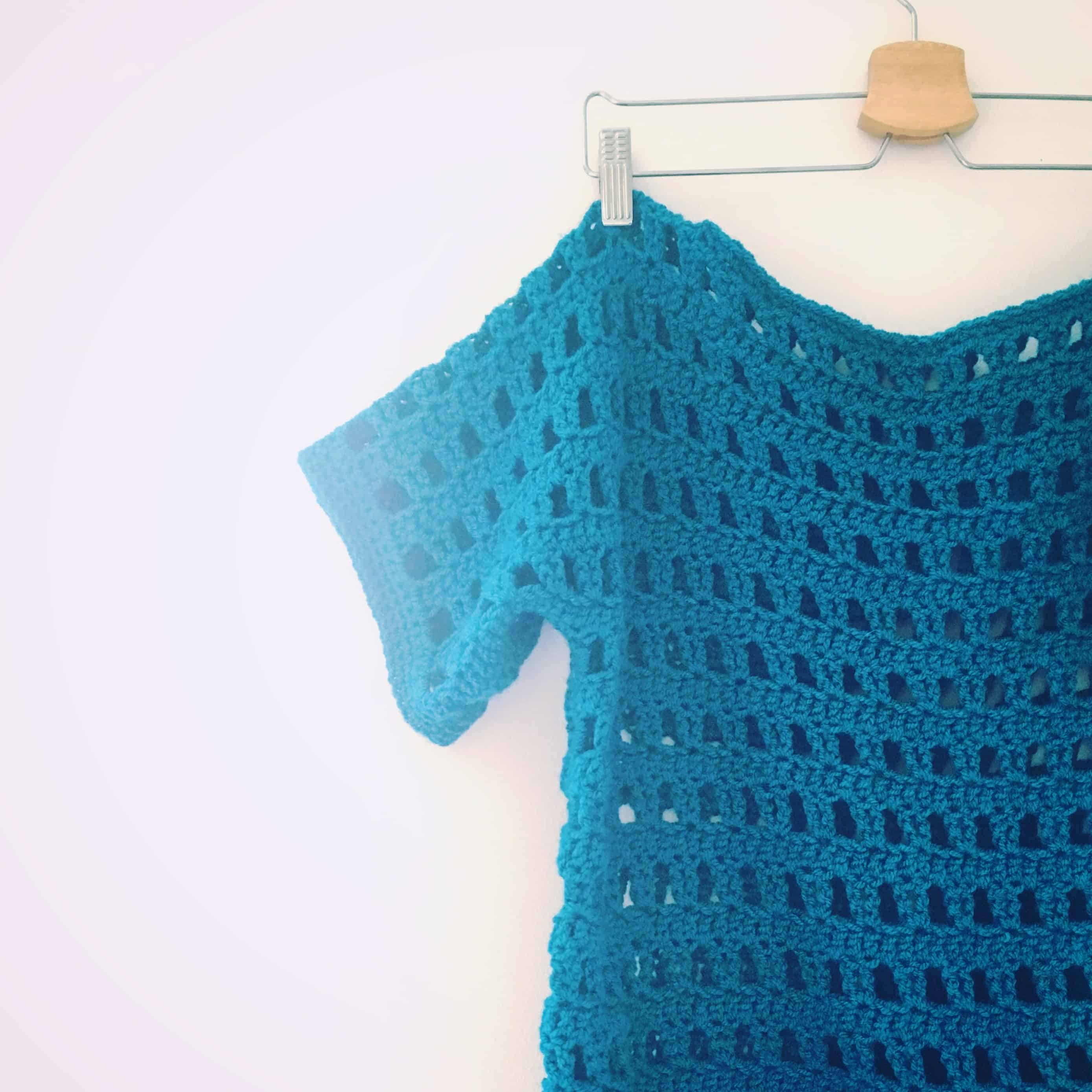 7 Rules For Crochet Garment Design Lessons From A Year Of Crochet Design Dora Does